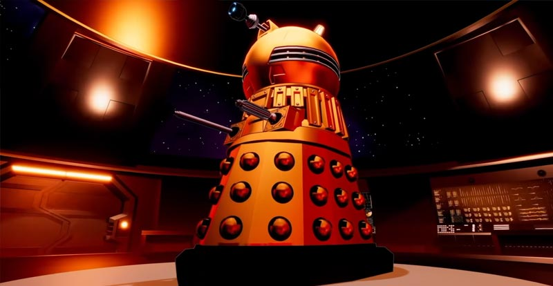 The Daleks are coming!