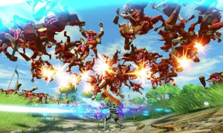 Check out Hyrule Warriors: Age of Calamity right now!
