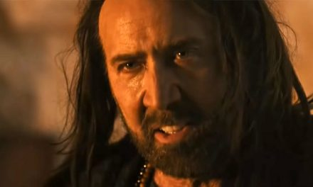Nicolas Cage goes crazy in Jiu Jitsu