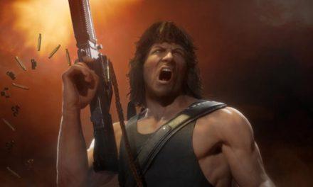Rambo ram raids Mortal Kombat 11