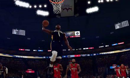 New NBA 2K21 season tips off