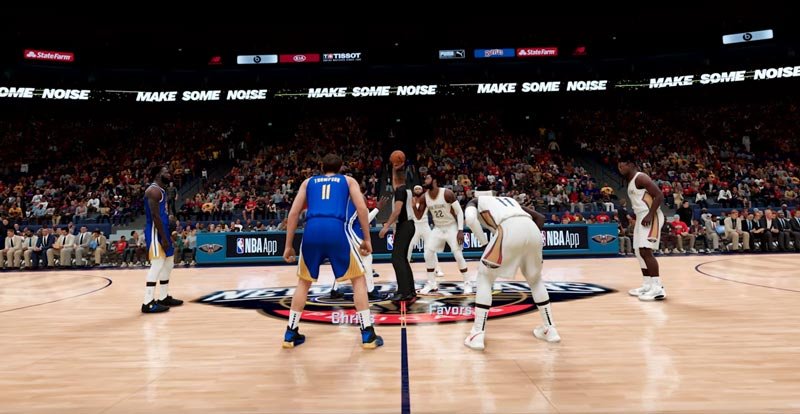 Next-gen NBA 2K21 looks boomshakalaka brilliant!