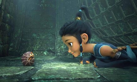 A moving first look at Disney's Raya and the Last Dragon