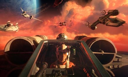 Star Wars: Squadrons – review