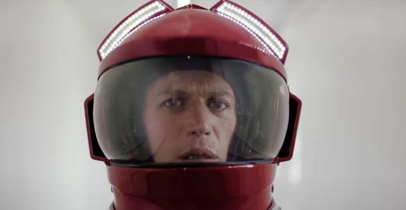 Hallo Spaceboy! Take a peek at David Bowie biopic Stardust
