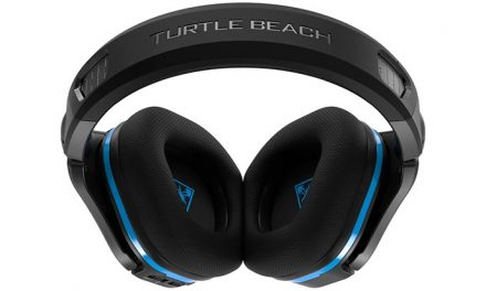 Playing with the Turtle Beach Stealth 600 Gen 2 wireless gaming headset