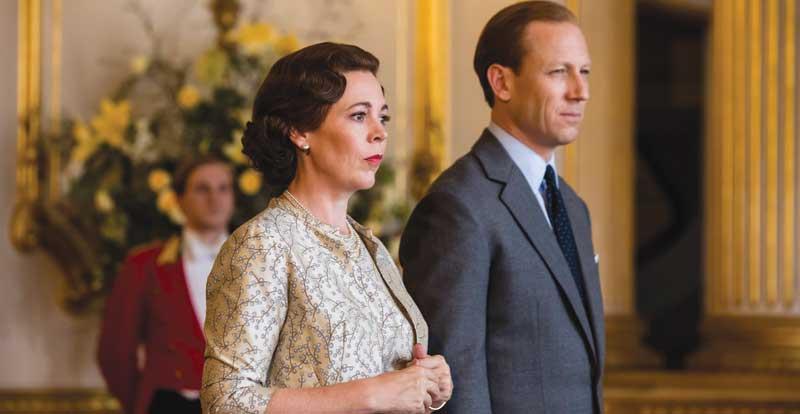 The Crown: Season 3 on DVD & Blu-ray November 11