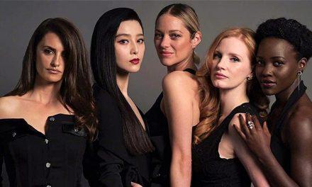 Take a peek at spy thriller The 355