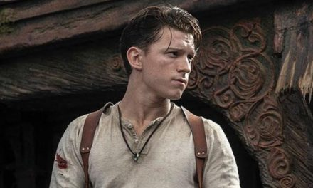 Here's Tom Holland as Uncharted's Nathan Drake