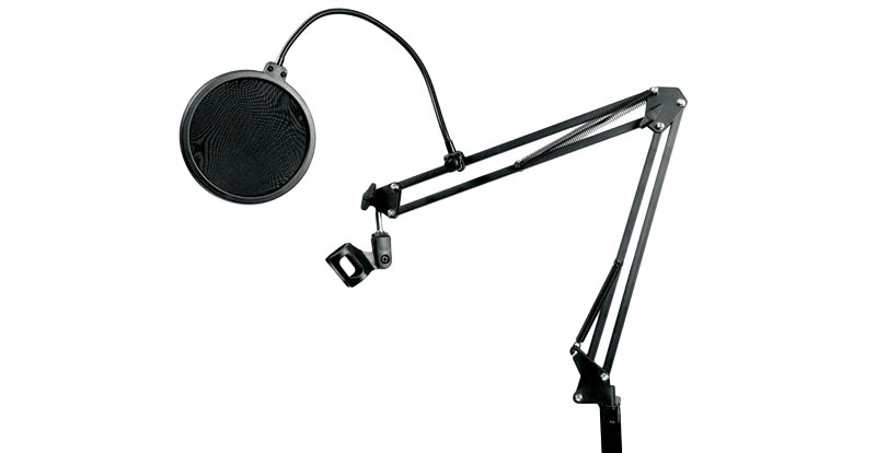 Influencer Microphone Boom Desk Kit