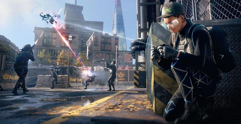 What's the story with Watch Dogs: Legion?