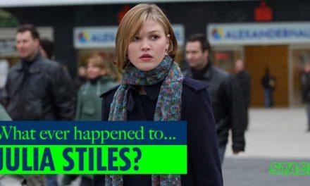 Whatever Happened to… Julia Stiles?