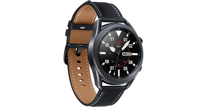 Smart Watch Spotlight: Samsung Galaxy Watch 3
