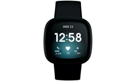 Smart Watch Spotlight: Fitbit Versa 3