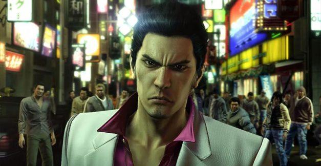SEGA's Yakuza – a very quick chronology