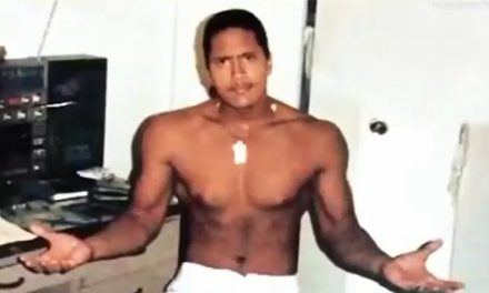 Get to know the young Dwayne Johnson in Young Rock