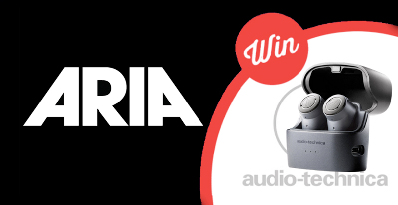 Enter our poll for the 2020 ARIA winners and win with Audio-Technica