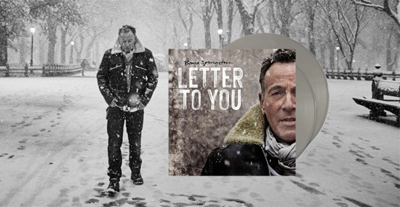 Bruce Springsteen, 'Letter to You' review