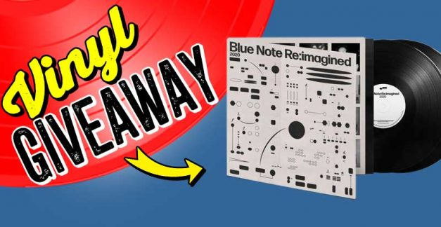 New release vinyl giveaway: Blue Note Re:imagined