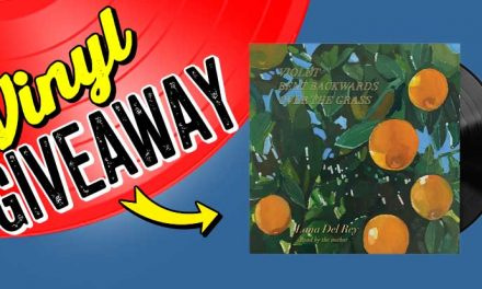 New release vinyl giveaway: Violet Bent Backwards Over The Grass