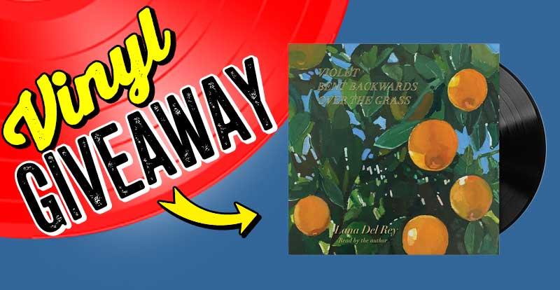 New release vinyl giveaway: Violet Bent Backwards Over The Grass