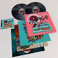 Gorillaz Song Machine Deluxe Vinyl
