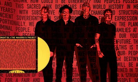 Midnight Oil, 'The Makarrata Project' review