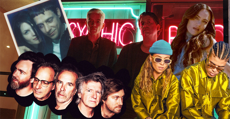 Tune-up: New music from The Kills, The Avalanches, piles more