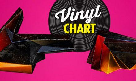 JB's vinyl chart (Sep 25 – Oct 1, 2020)