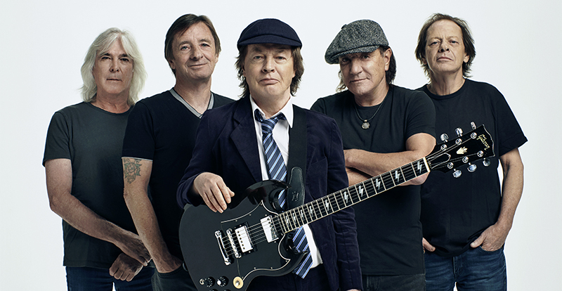 Stop the press: New AC/DC album incoming