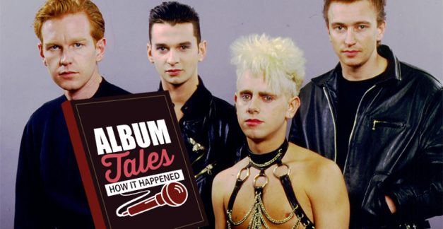 Album Tales (How It Happened): Depeche Mode, 'Violator'