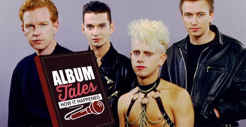 Album Tales (How It Happened): Depeche Mode, 'Violator'