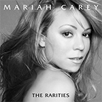 Album cover artwork for The Rarities by Mariah Carey