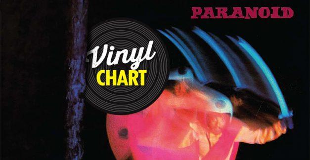 JB's vinyl chart (Oct 9 – Oct 15, 2020)
