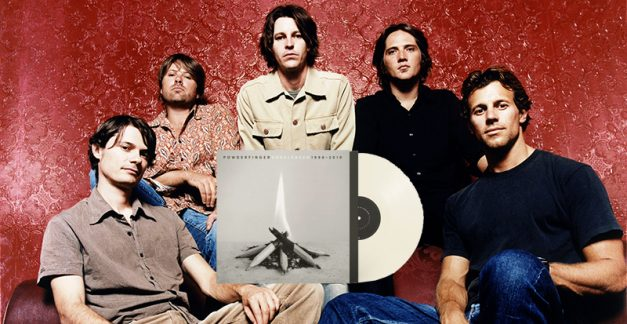 Confirmed: Powderfinger's new album mere weeks away