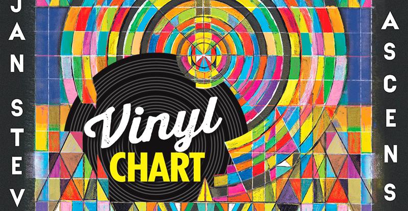 JB's vinyl chart (Oct 2 – Oct 8, 2020)