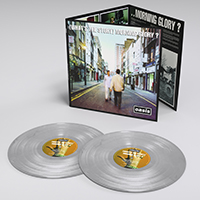 Whats The Story by Oasis on silver vinyl