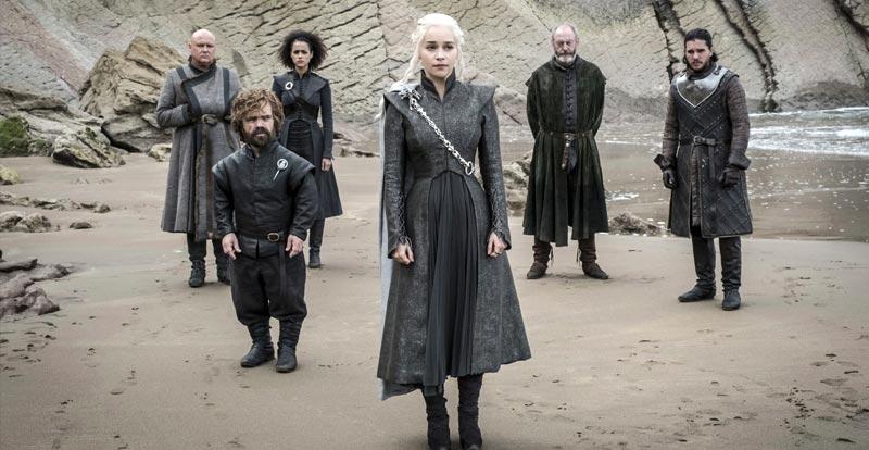 4K November 2020 - Game of Thrones: Seasons 1-8