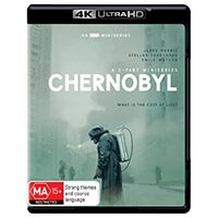 4K December 2020 - Chernobyl