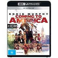 4K December 2020 - Coming to America