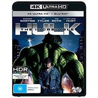 4K December 2020 - The Incredible Hulk