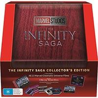 4K December 2020 - Marvel Studios The Infinity Saga Collection