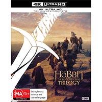 4K December 2020 - The Hobbit Trilogy