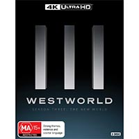 4K November 2020 - Westworld: Season 3