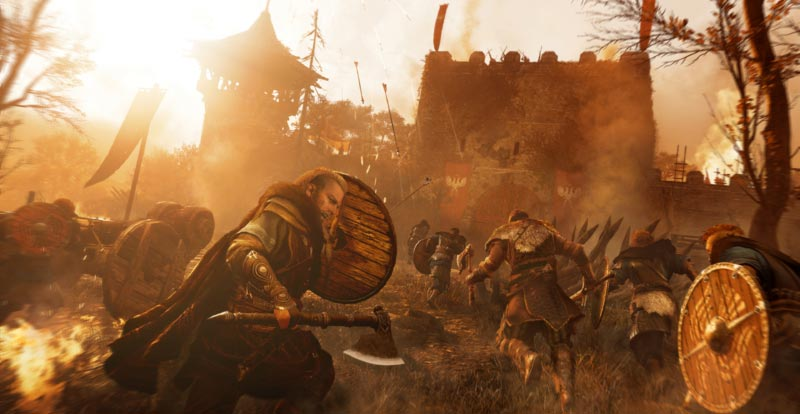 Assassin's Creed Valhalla – review