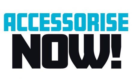 Accessorise now! February 2021