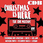 Album cover artwork for Christmas Is Here by CDB