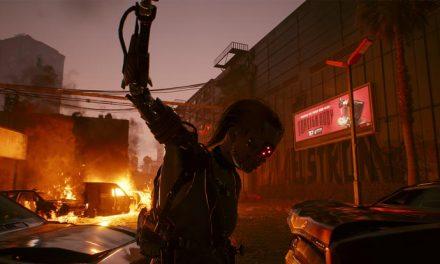 Whoa! It's a huge Cyberpunk 2077 info dump