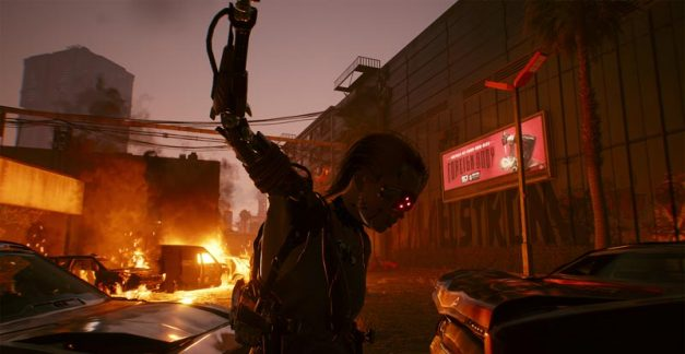Whoa! It's a huge Cyberpunk 2077 info dump