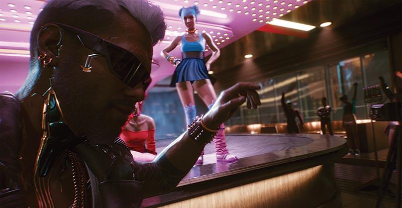 Uptown punk! Cyberpunk 2077 Q&A